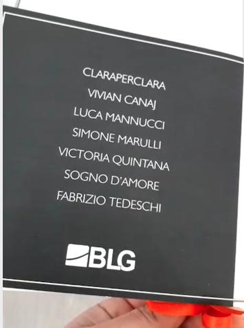 BLG presenta la sezione fashion del gruppo a Tirana